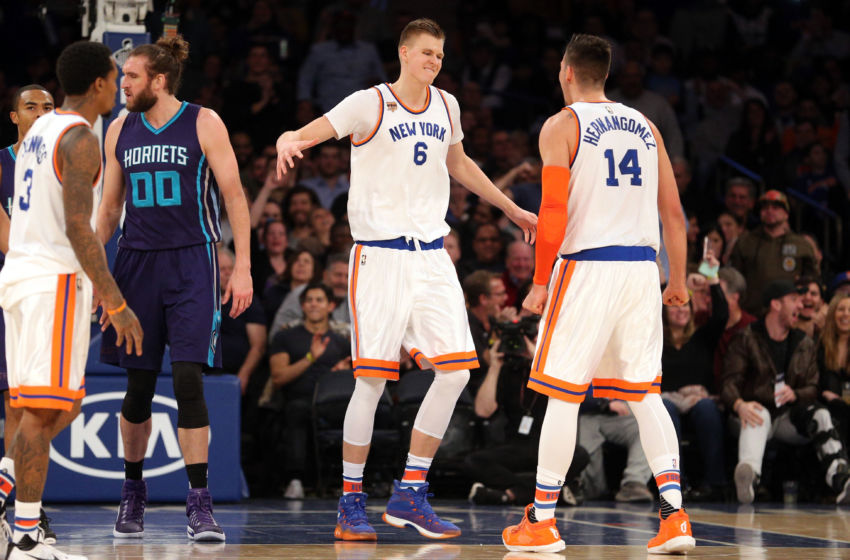A Sober View- How Close are the Knicks ?