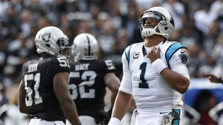 Cam Newton to have Shoulder Surgery on ThrowingArm