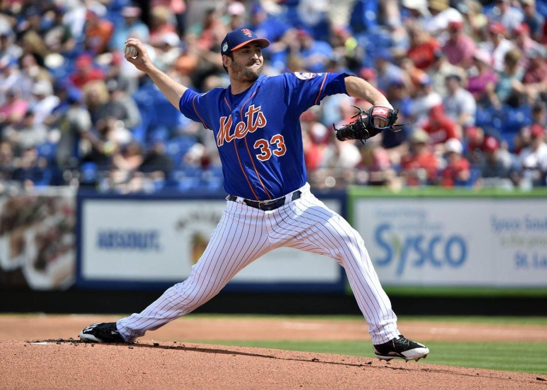 Matt Harvey struggles in first Mets start since Thoracic Outlet Syndromesurgery