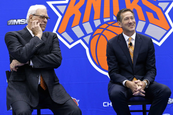 Jeff Hornacek job security reportedly  safe; Phil Jackson won't fire him