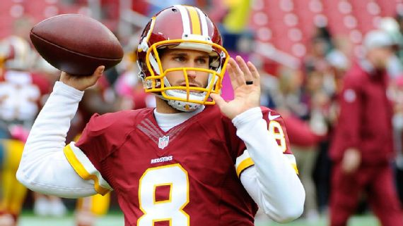 Will the Redskins trade Kirk Cousins? The biggest debate surrounding the NFL off-season
