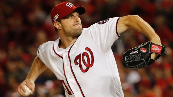 Max Scherzer status in question for Opening Day