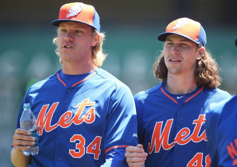 Mets announce their pitching rotation for opening series