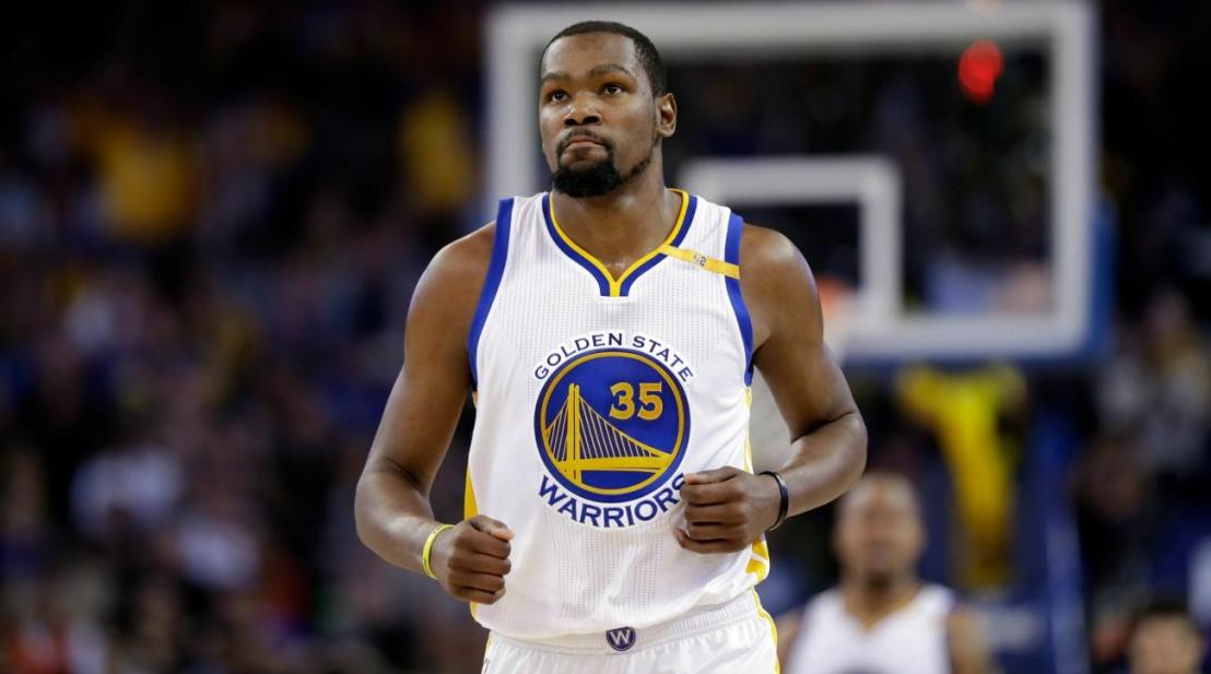 Kevin Durant set to return to Warriors
