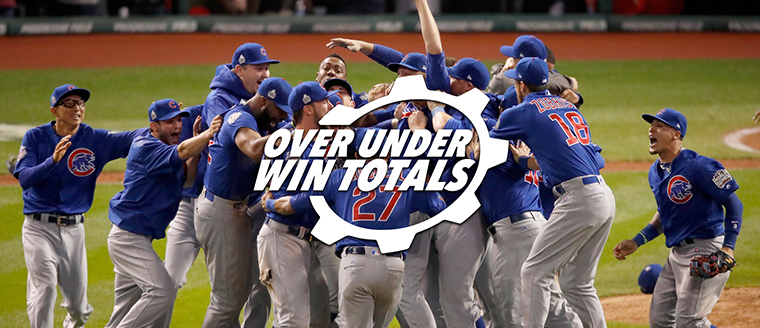 Baseball Gambling- Over/Under Team Win Totals-A Challenge to Mike Francessa
