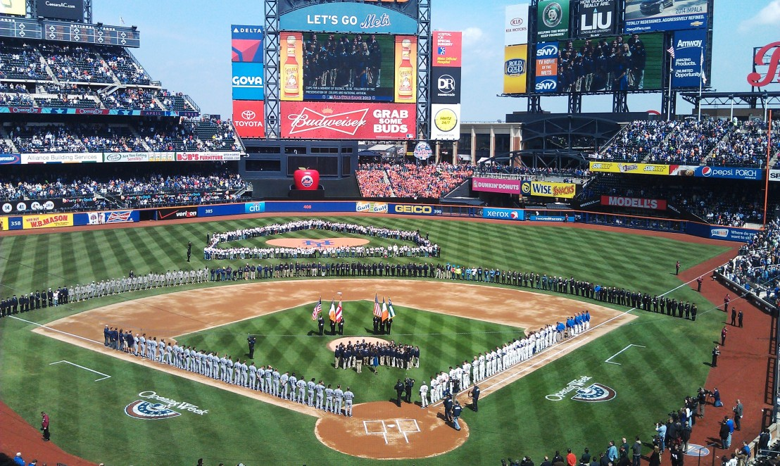 Mets announce official Opening Day lineup