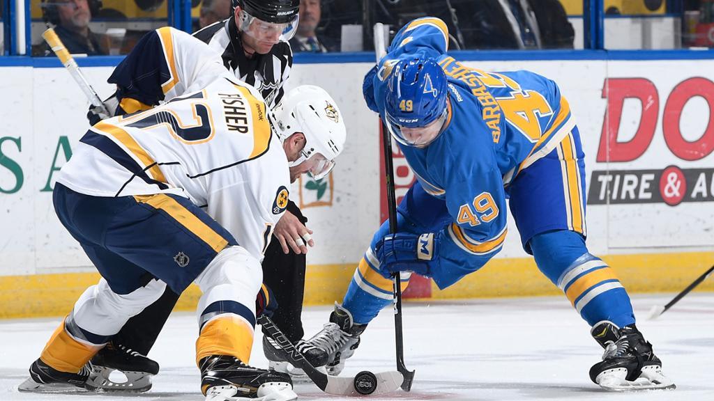 Predators vs. Blues – Game 4Recap