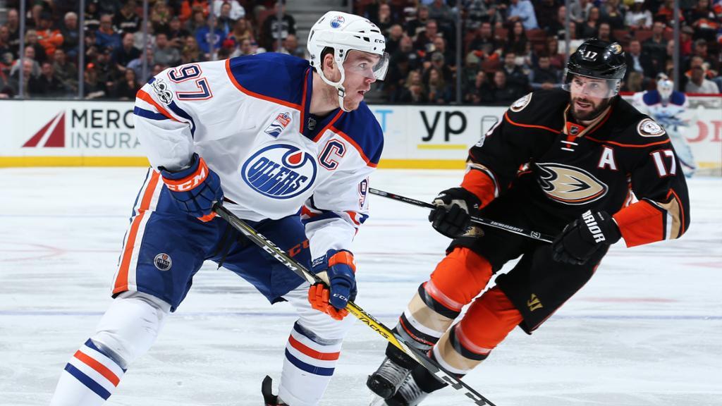 Oilers vs. Ducks – Game 3Recap