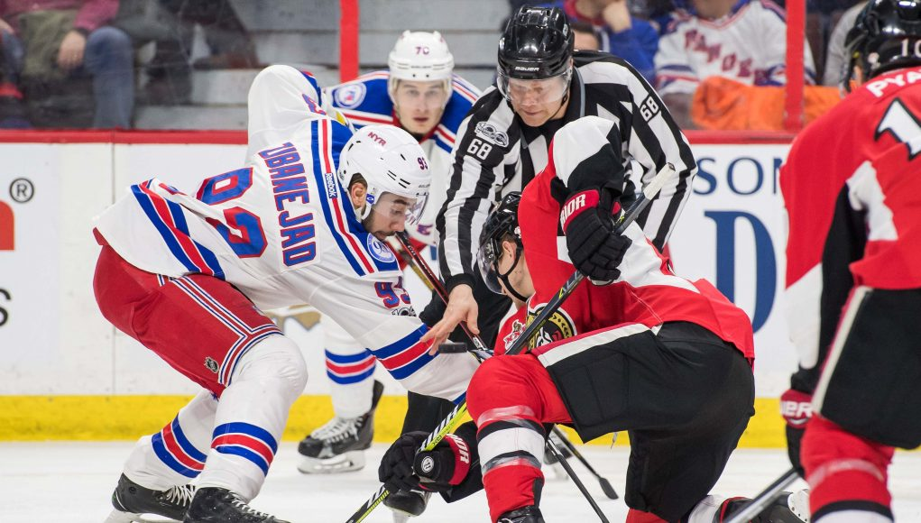 Rangers vs. Senators – Game 3 Recap