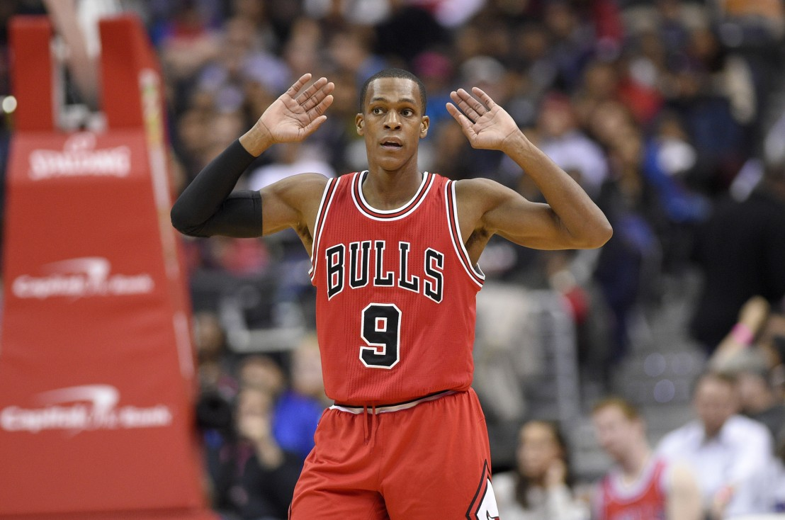 Rajon Rondo ruled out for game5