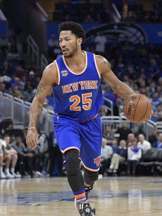 Derrick Rose out 6-8 weeks with tornmeniscus