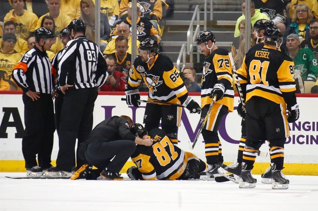 Capitals vs. Penguins – Game 3Recap