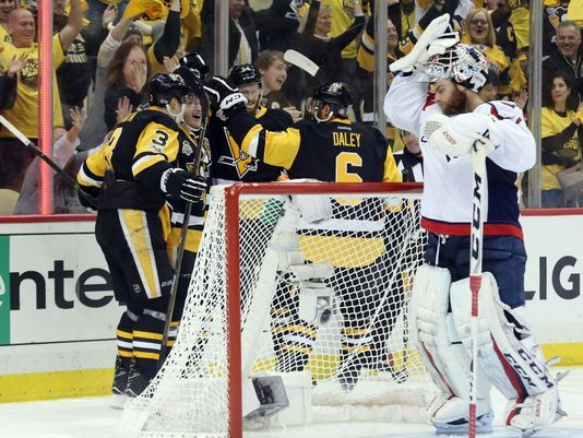 Penguins take Game 4 without Crosby