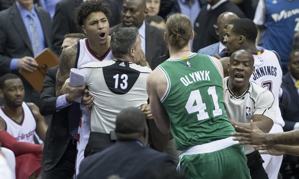 Kelly Oubre Suspended for Game4