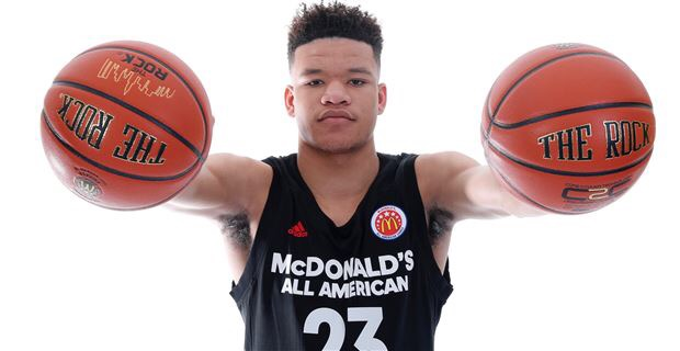 Kevin Knox Commits to Kentucky