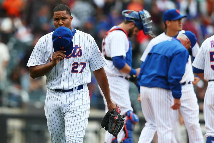 Jeurys Familia has Blood Clot in Throwing Shoulder; require surgery