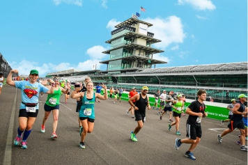indy 500 marathon