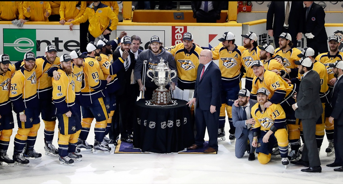 Predators Win Thriller at Home to Advance to First Ever Stanley Cup Finals