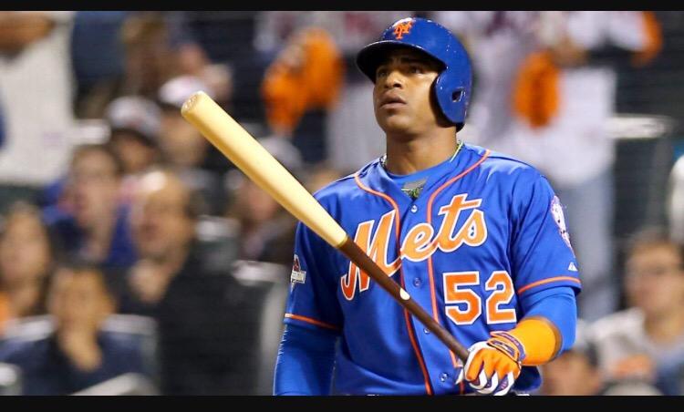 Yoenis Cespedes returns to Mets lineup