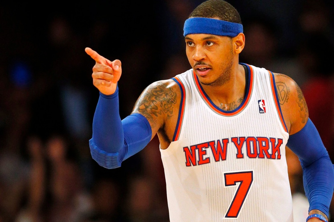 Time to put Respect on Carmelo Anthony'sname