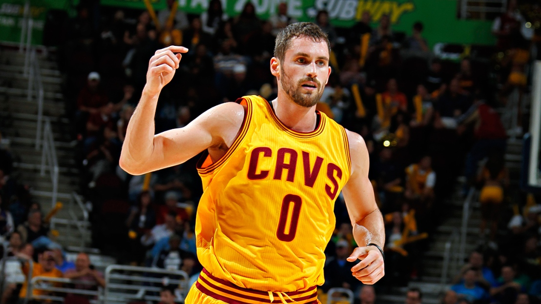 Kevin Love trade rumors beginning to circulate after Finals performance