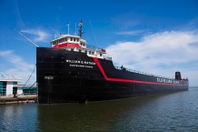 Steamship mather