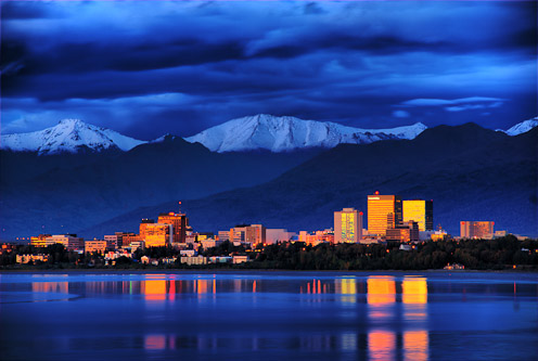 Runner's Weekend – Anchorage, Alaska