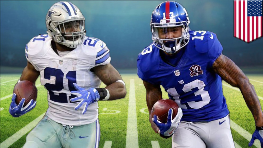 Ezekiel Elliot involved in Bar fight incident; What if this was Odell BeckhamJr?
