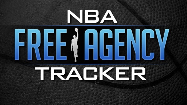 Updated Tracker for NBA Free Agency