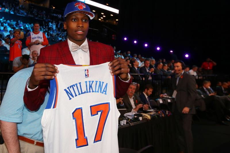 Phil got a few things correct-Frank Ntilikina possibly being one of them