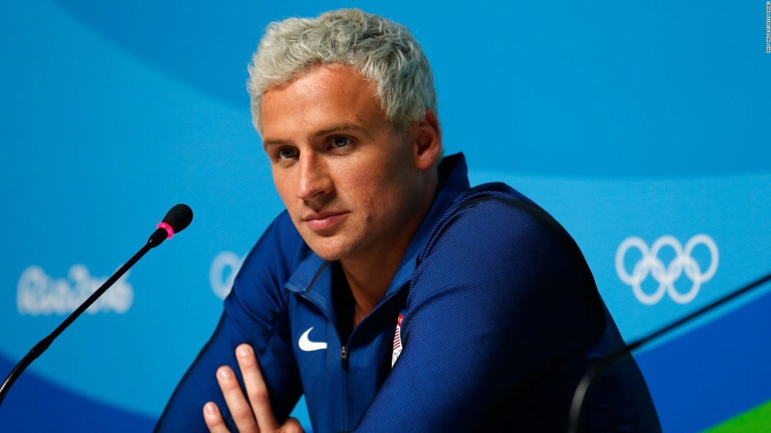 Ryan Lochte and the Rio Experience