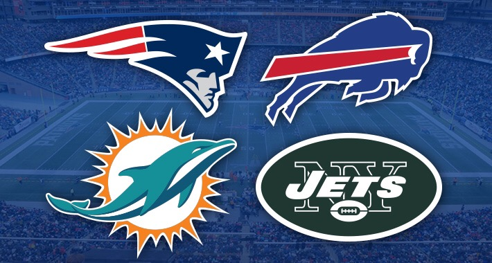 2017-2018 AFC East predictions