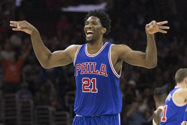 Joel Embiid continues to be the GOAT; says 'F**K you' to Lavar Ball