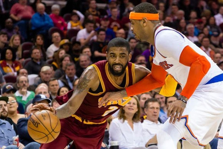 Kyrie Irving 'Very Badly' wants to be traded to theKnicks