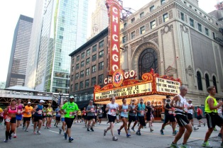 2013 Chicago Rock n Roll Half Marathon