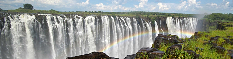 Runner's Weekend – Victoria Falls, Africa