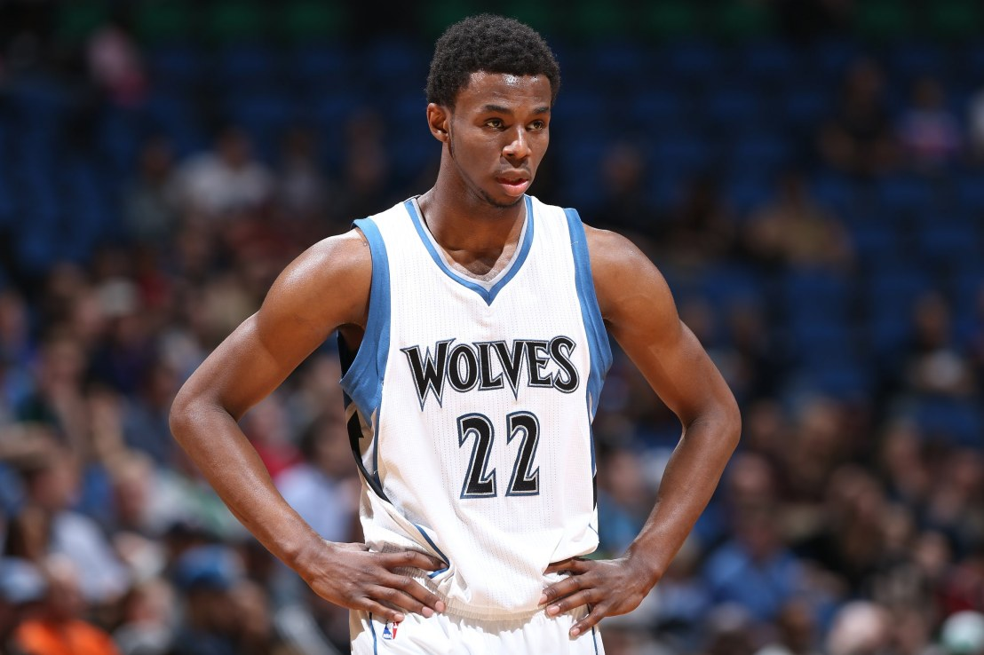 Andrew Wiggins, Timberwolves working on contract extension