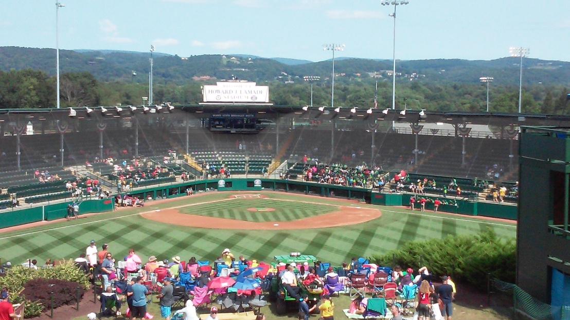 Runner's Weekend: Little League World Series Recap