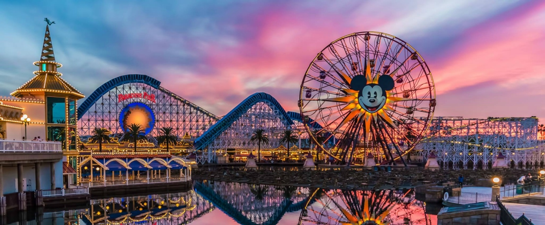 Runner's Weekend – Disneyland California