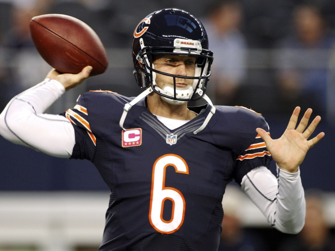 Jay Cutler signs with the Dolphins