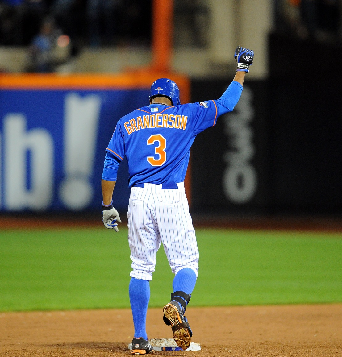 Thank you, Curtis Granderson