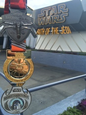 star wars half