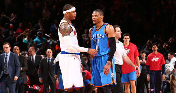Carmelo Anthony accepts trade to the Oklahoma City Thunder
