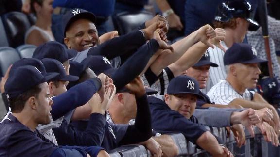 Projected Yankees Post Season LineUp