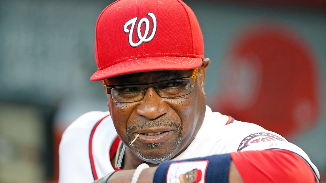 Dusty Baker out as NationalsManager