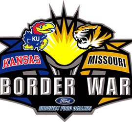 The Border War is back! (Well, kinda, sorta, not really)