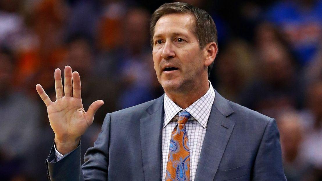 Jeff Hornacek fails the Knicks on openingnight