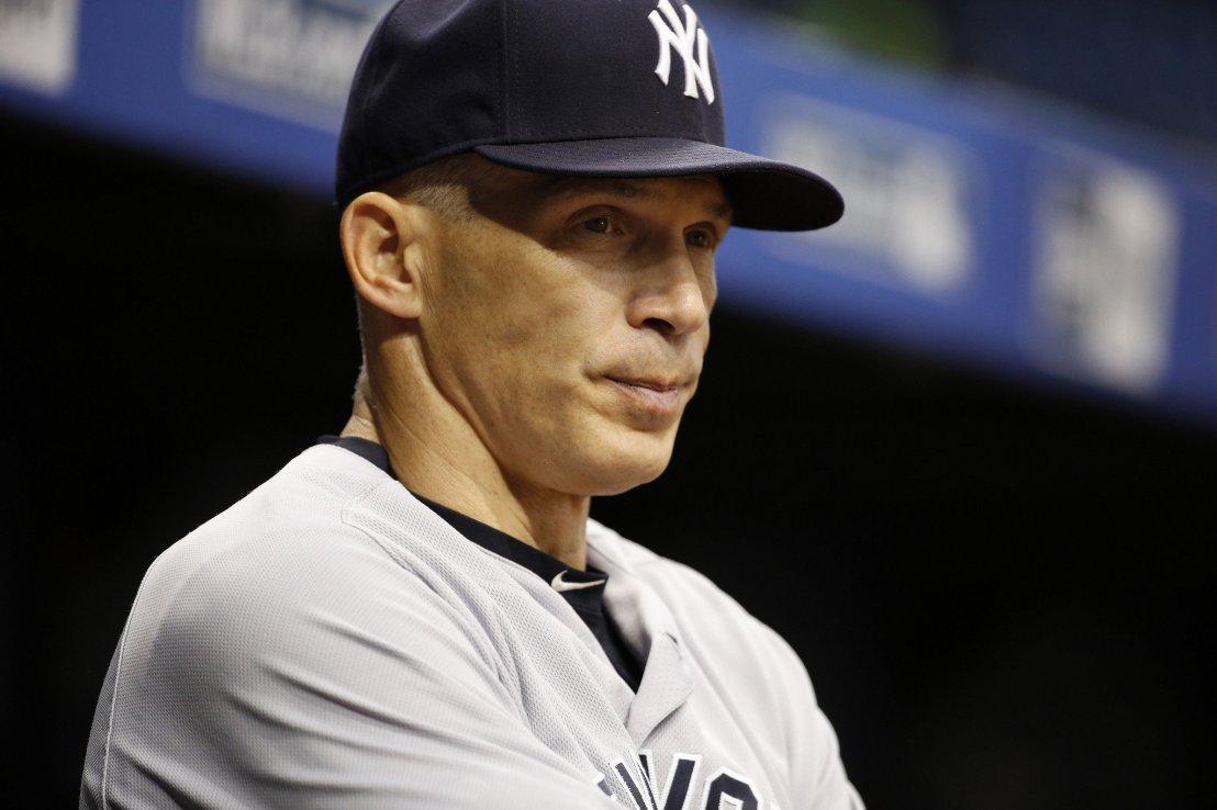 Start Spreading the News: Joe Girardi out as YankeesManager