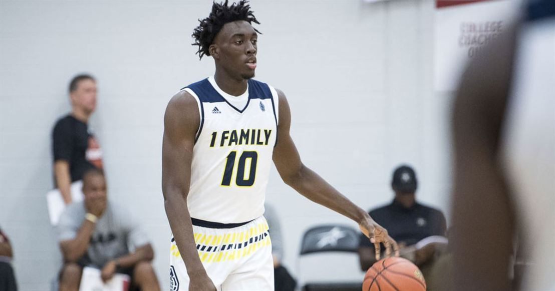 Nassir Little is headed to North Carolina
