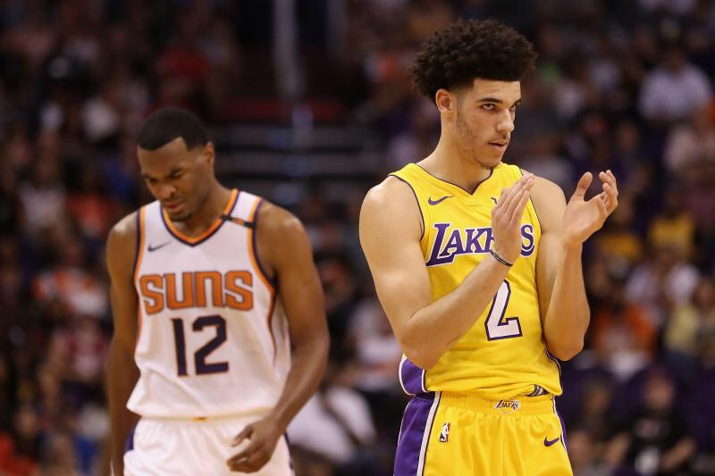 Lonzo Ball: Time to GrowUp